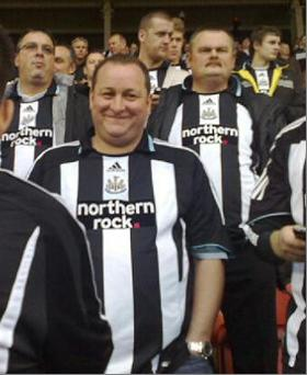 mike ashley print